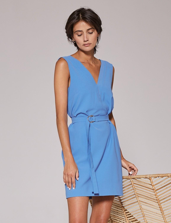 Sukienka na szerokich ramiaczkach 05