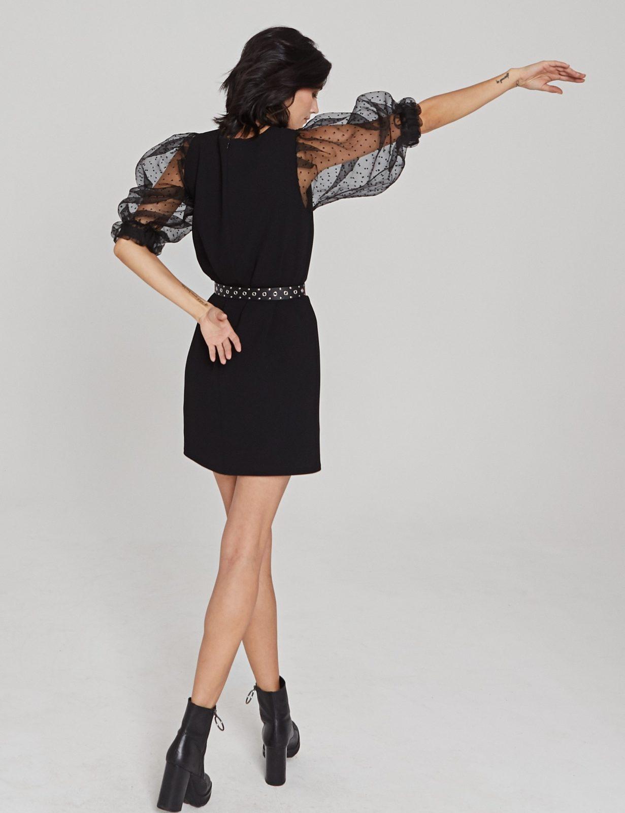 sukienka z bfiastymi rekawami 2 (2)